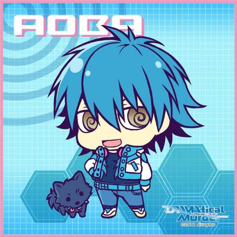Image for DRAMAtical Murder - Seragaki Aoba - Ren - Towel - Mini Towel - Chimi (Broccoli)