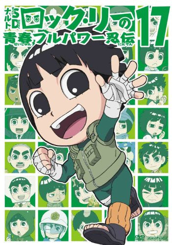 Image 1 for Naruto Sd Rock Lee No Seishun Full Power Ninden Vol.17
