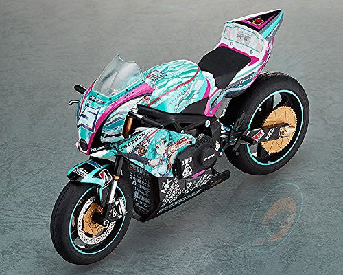 Image 5 for GOOD SMILE Racing - ex:ride Spride.06 - TT-Zero 13, Racing 2013 (FREEing, Good Smile Company)
