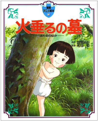 Image 1 for Grave Of The Fireflies Tokuma Artbook