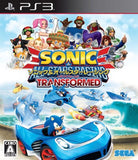 Sonic & All-Stars Racing Transformed - 1
