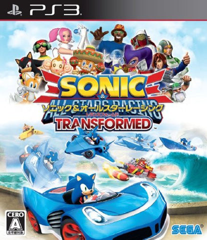 Image for Sonic & All-Stars Racing Transformed