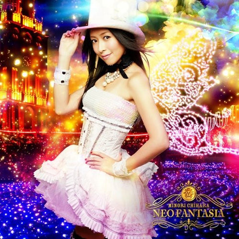 Image for NEO FANTASIA / Minori Chihara [Limited Edition]