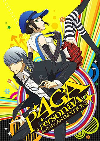 Image for Persona4 The Golden Vol.1