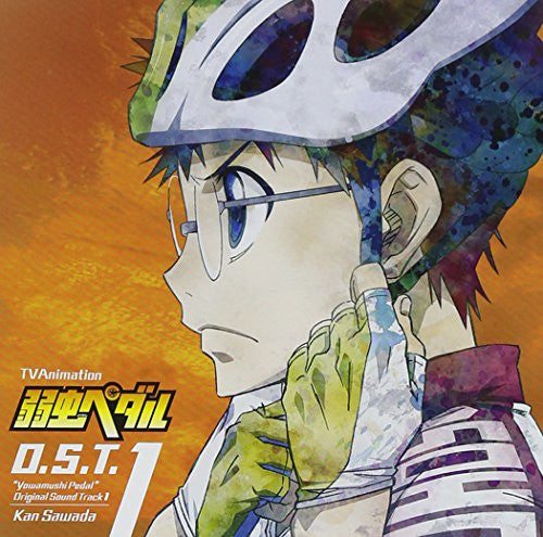 "Image 1 for TV Animation ""Yowamushi Pedal"" Original Sound Track 1"