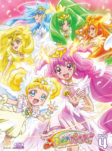 Image 1 for Smile Precure Vol.4