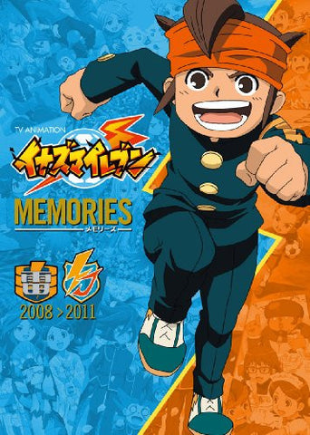 Image for Inazuma Eleven   Memories 2008 2011