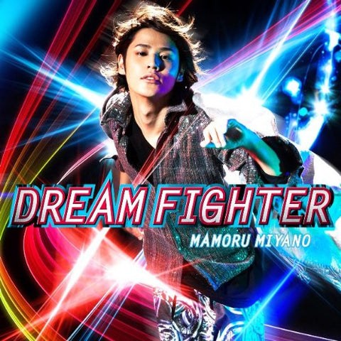 Image for DREAM FIGHTER / Mamoru Miyano