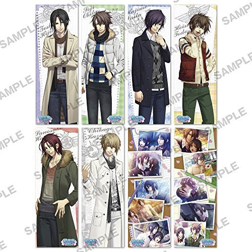 Image 3 for Hakuouki SSL ~Sweet School Life~ - Hijikata Toshizou - Stick Poster - Hakuouki SSL Pos x Pos collection (Kadokawa, Media Factory)