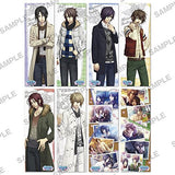 Thumbnail 3 for Hakuouki SSL ~Sweet School Life~ - Hijikata Toshizou - Stick Poster - Hakuouki SSL Pos x Pos collection (Kadokawa, Media Factory)