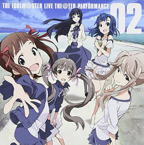 Image for THE IDOLM@STER LIVE THE@TER PERFORMANCE 02