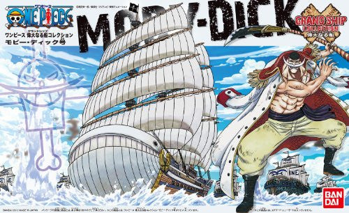 Image 4 for One Piece - Moby Dick - One Piece Grand Ship Collection (Bandai)
