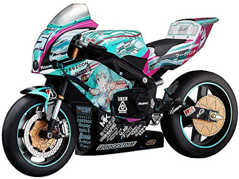 Image for GOOD SMILE Racing - ex:ride Spride.06 - TT-Zero 13, Racing 2013 (FREEing, Good Smile Company)