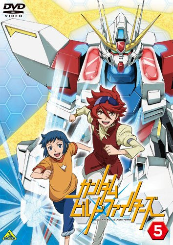 Image 1 for Gundam Build Fighters Vol.5