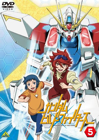 Image for Gundam Build Fighters Vol.5