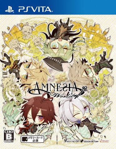 Image for Amnesia World