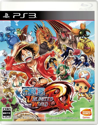 Image 1 for One Piece: Unlimited World R