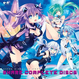 HYPER DIMENSION NEPTUNE SHARE COMPLETE DISCS [Limited Edition]  - 1