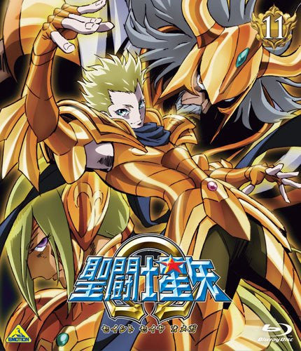 Saint Seiya Omega Vol 11
