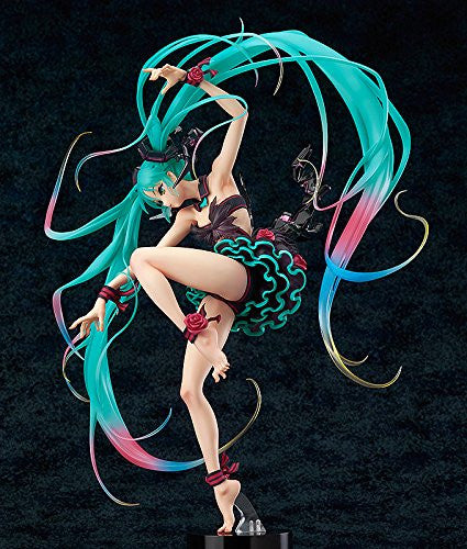 Image 2 for Vocaloid - Hatsune Miku - 1/7 - mebae Ver. (Max Factory)