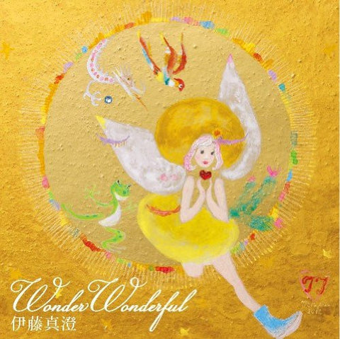 Image for Wonder Wonderful / Masumi Ito