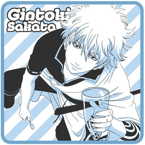 Image for Gintama - Sakata Gintoki - Towel - Mini Towel (Cospa)
