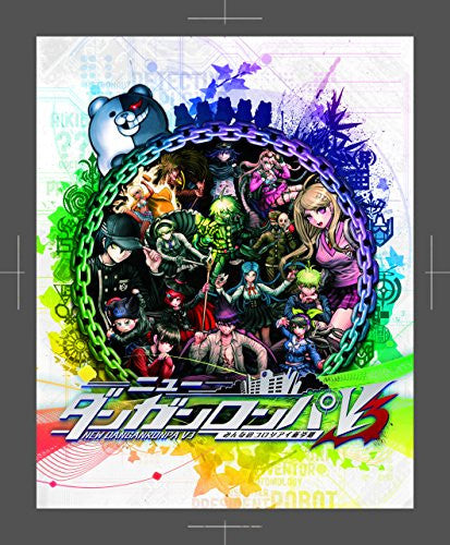Image 10 for New Danganronpa V3 Minna no Koroshiai Shin Gakki [Limited Edition]