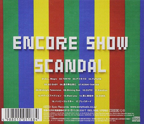 Image 2 for ENCORE SHOW / SCANDAL