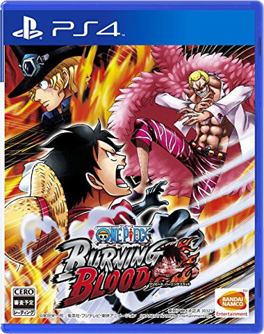 Image for One Piece: Burning Blood