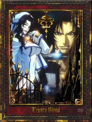 Image for Trinity Blood Chapter.4