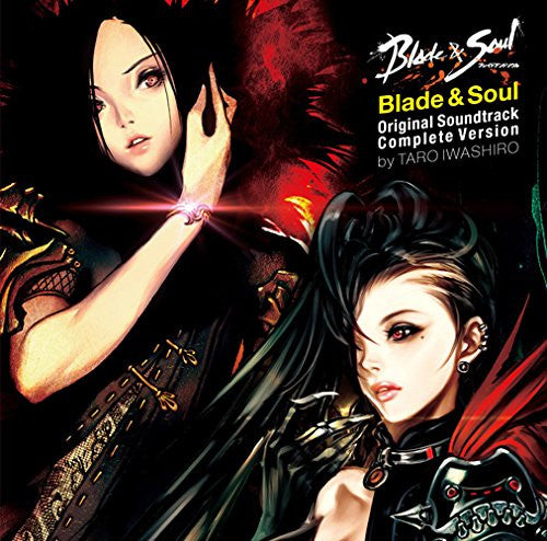 Image 1 for Blade & Soul Original Soundtrack Complete Version