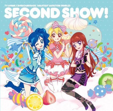 Image for Aikatsu! Audition Single 2 Second Show!