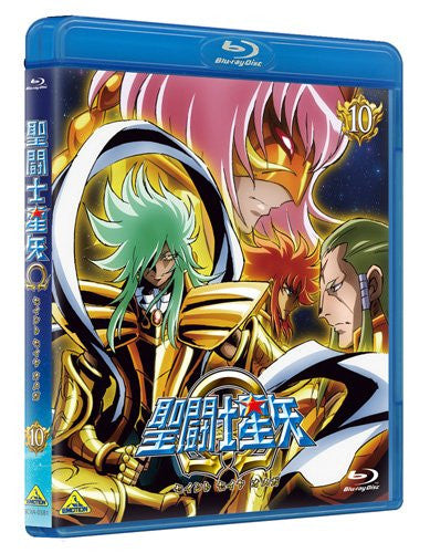Image 2 for Saint Seiya Omega Vol.10