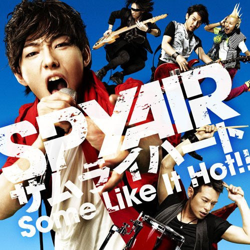 Image 1 for Samurai Heart (Some Like It Hot!!) / SPYAIR [Limited Edition]