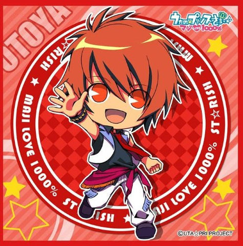 Image for Uta no☆Prince-sama♪ - Ittoki Otoya - Towel - Mini Towel - ST☆RISH (Broccoli)