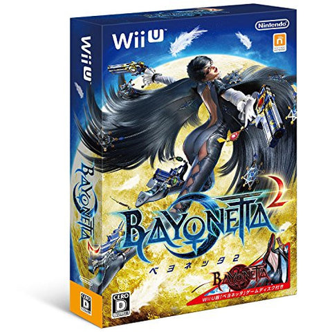 Image for Bayonetta 2