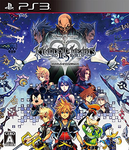 Image 1 for Kingdom Hearts HD 2.5 ReMIX