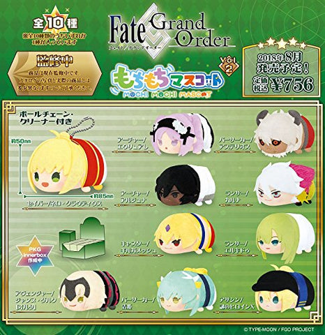 Fate/Grand Order - Mochimochi Mascot - Vol.2