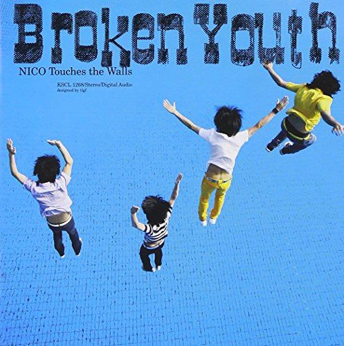 Image 1 for Broken Youth / NICO Touches the Walls