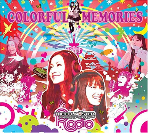 Image 2 for THE IDOLM@STER RADIO COLORFUL MEMORIES