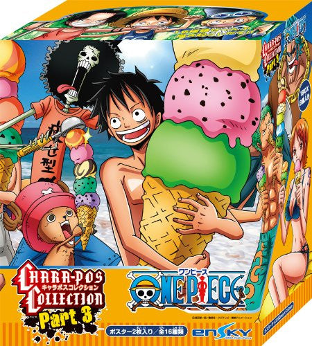 Image 1 for One Piece - Trafalgar Law - One Piece Chara Pos Collection 3 - Stick Poster (Ensky Shueisha Toei Animation)