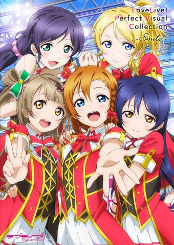 Image for Love Live! School Idol Project   Perfect Visual Collection ~Smile~
