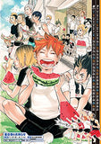 Thumbnail 1 for Haikyuu!! - Comic Calendar - Wall Calendar - 2015 (Shueisha)[Magazine]