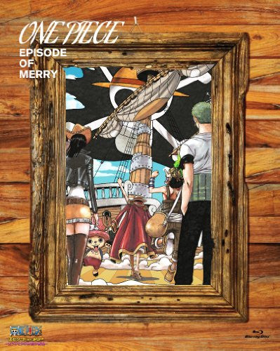 Image 1 for One Piece Episode Of Merry - Mo Hitori No Nakama No Monogatari [CD+Blu-ray Limited Edition]