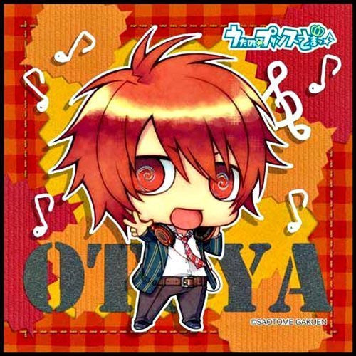 Uta no☆Prince-sama♪ - Ittoki Otoya - Towel - Mini Towel - Chimipuri (Broccoli)