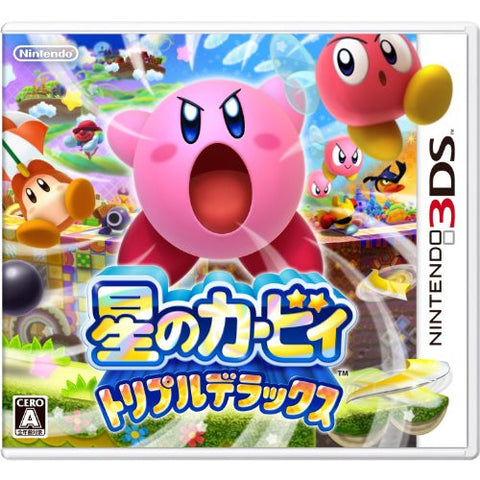 Image for Hoshi no Kirby - Triple Deluxe