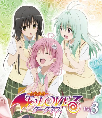 Image 1 for To Love Ru Darkness Vol.3 [Limited Edition]