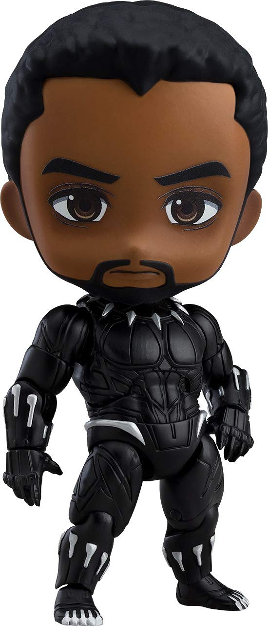 Avengers: Infinity War - Black Panther - War Machine Mark 4 - T'Challa - Nendoroid #955-DX - Infinity Edition, DX Ver. (Good Smile Company)