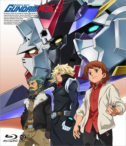 Image 1 for Mobile Suit Gundam Age Vol.13