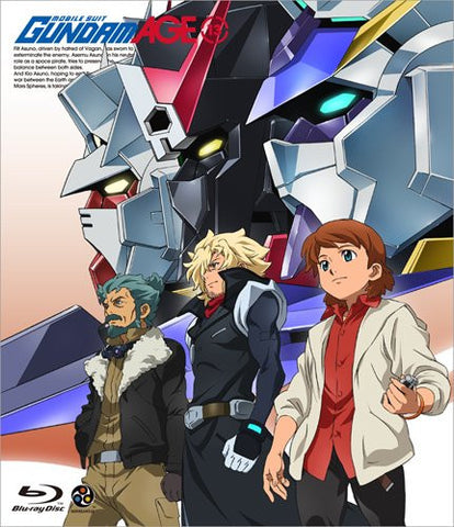 Image for Mobile Suit Gundam Age Vol.13